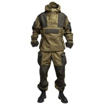 GORKA Russian special force tactical uniform