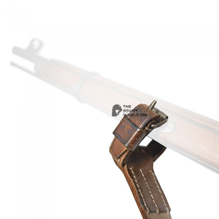 Original rare leather shoulder belt for Soviet RKKA rifle Mosin seample 1928s