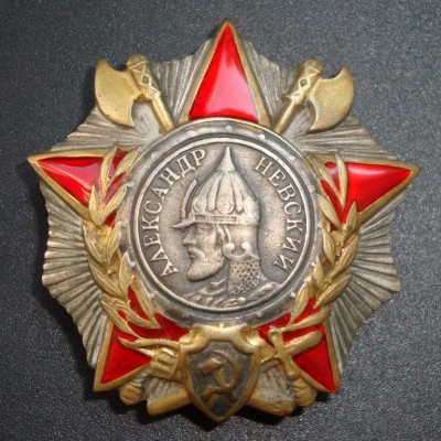 Soviet Military Order of Nevsky
