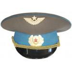 Soviet Air Force Officer's visor hat Russian aviation M69