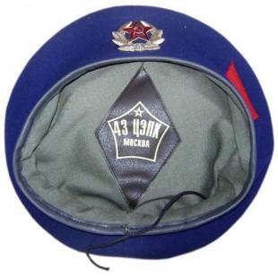 Soviet Russian KGB special units blue BERET summer hat