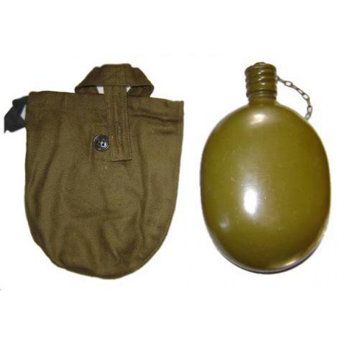 Soviet military Russian Army soldier Water FLASK