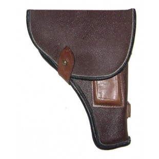 Soviet Army old leather holster for TT pistol