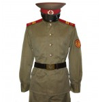 Soviet / Russian SERGEANT INFANTRY military uniform M69