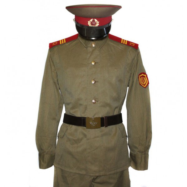 eb76999ee318d Soviet   Russian SERGEANT INFANTRY military uniform M69