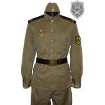 Soviet / Russian Soldier ARTILLERY FORCE military uniform M69