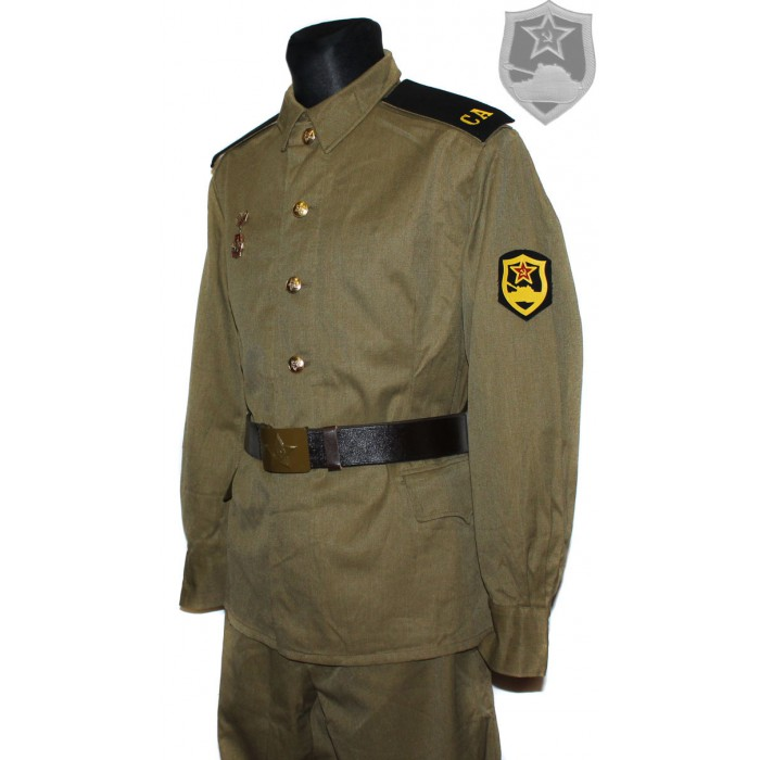 Soviet / Russian Soldier TANK FORCE military uniform M69