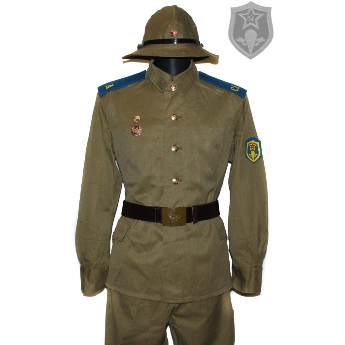 Soviet / Russian Soldier VDV FORCE military uniform M69