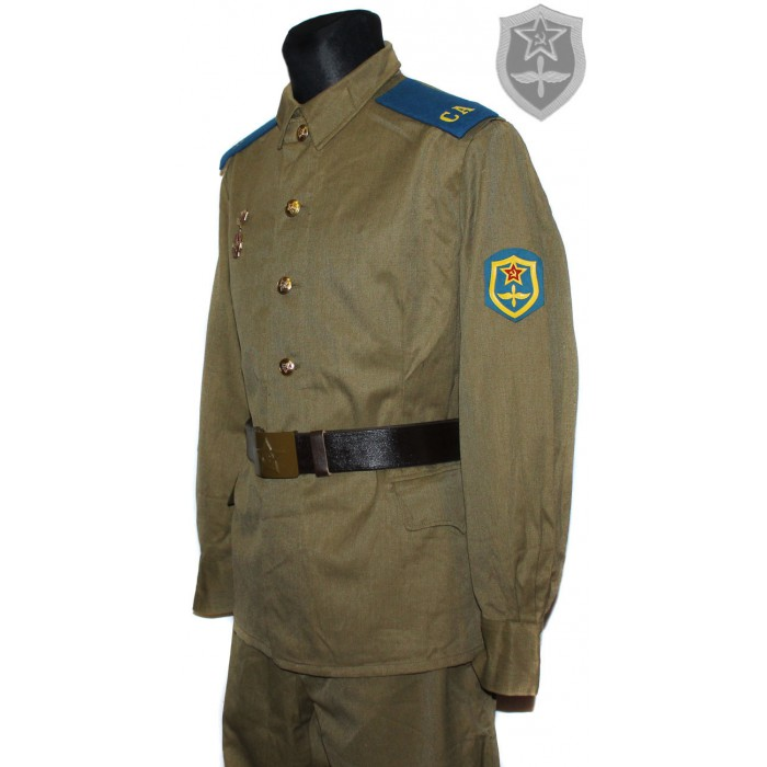 Soviet / Russian Soldier AIR FORCE military uniform M69