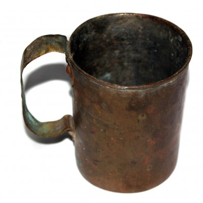 Oldest WWII Soviet soldier's mug