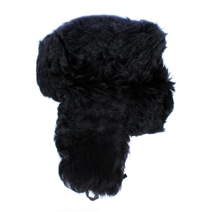 e72abf0fbcd Russian   Soviet original vintage 1980s Goat fur winter hat Ushanka earflaps