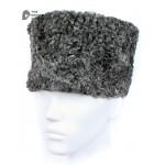 Vintage Soviet Military Astrakhan fur warm winter USSR Army General's Hat KUBANKA
