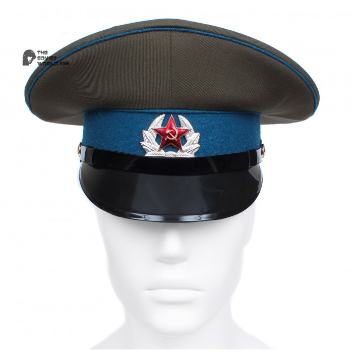 Soviet Army / Russian Airborne Troops Sergeant's Visor Hat M69