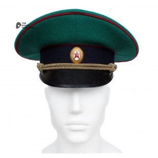Russian Hat / Soviet Army Border Guards Officers visor cap