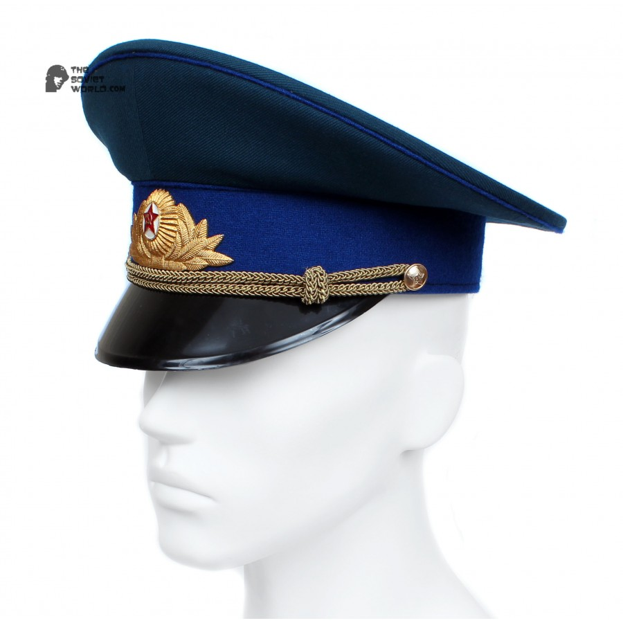 Soviat Army / Russian KGB Officers parade visor hat M69