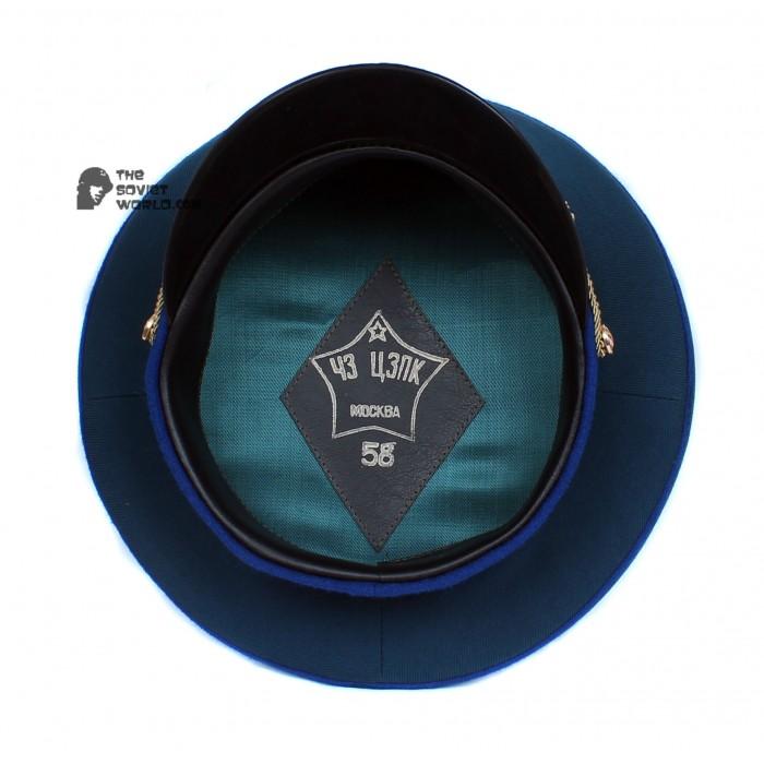 Soviat Army / Russian KGB Officers parade visor hat M69