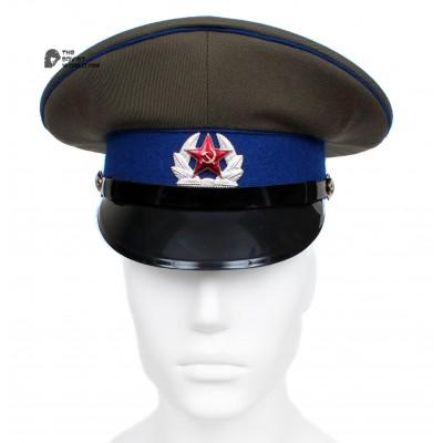 Soviet Army / Russian KGB Sergeant's visor hat M69