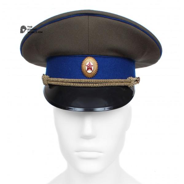 Soviet Army / Russian KGB Officer's visor hat M69