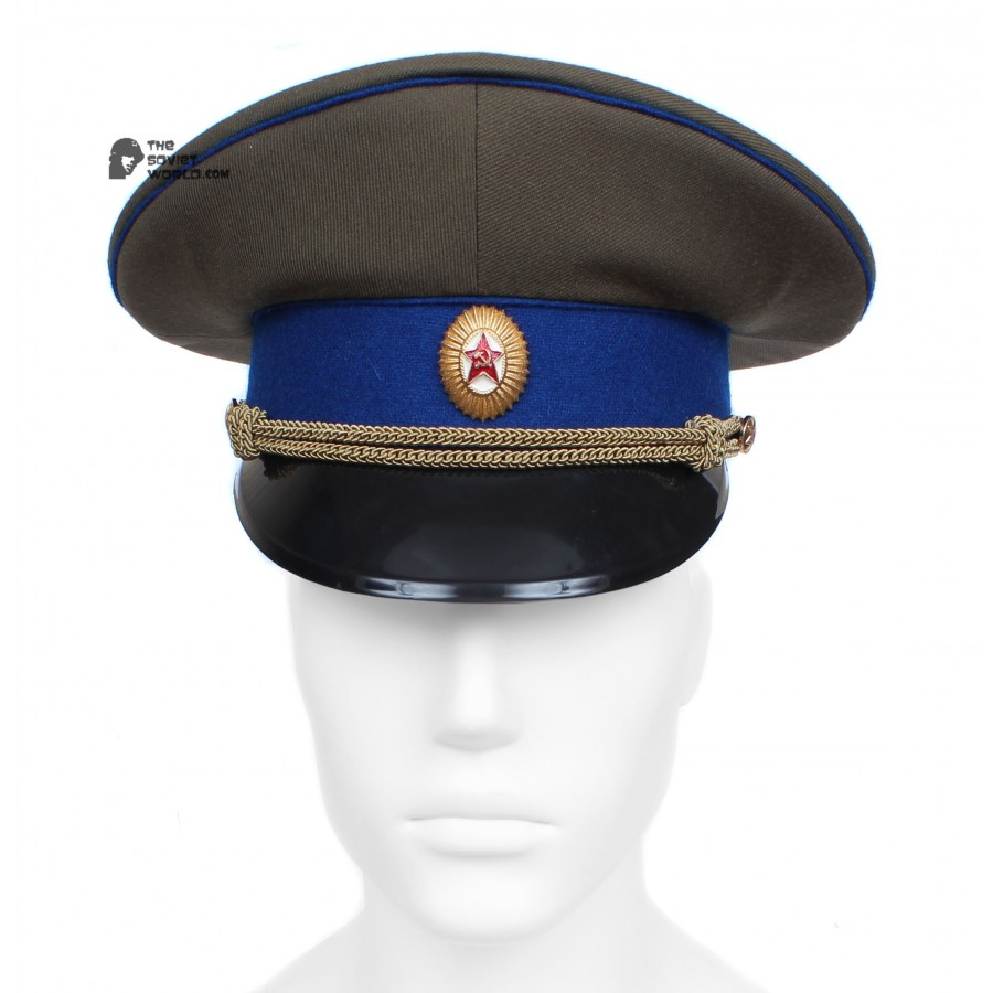 Soviet Army / Russian KGB Officer's visor hat M69