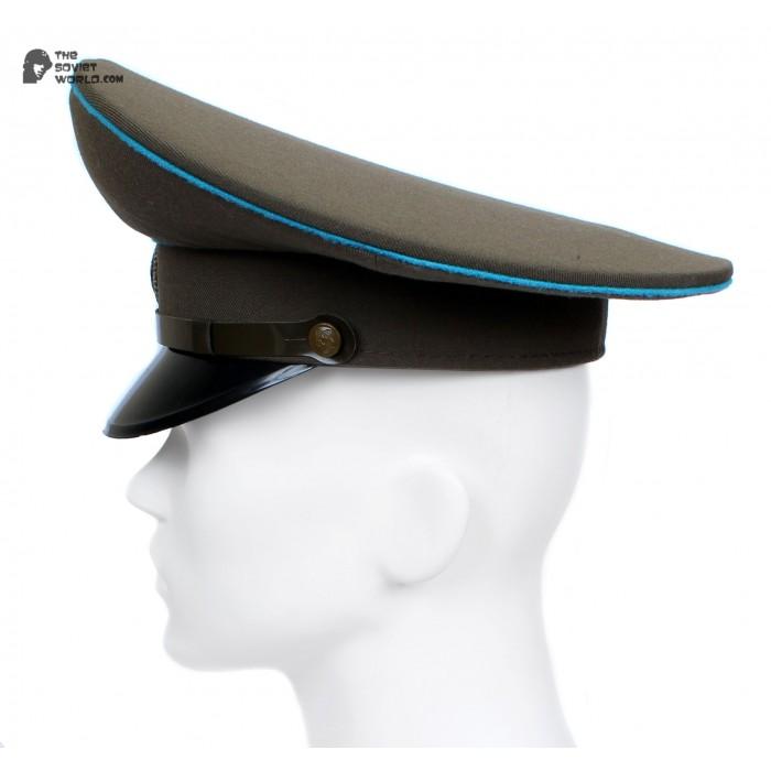 Soviet / Russian AVIATION GENERAL VISOR CAP Air Force hat M69