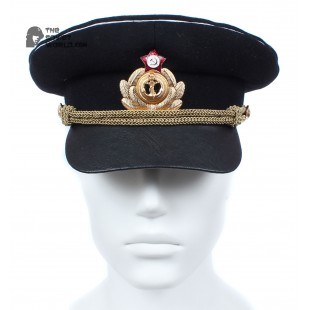 Soviet russian hat Red Army Naval Officer's visor cap WWII