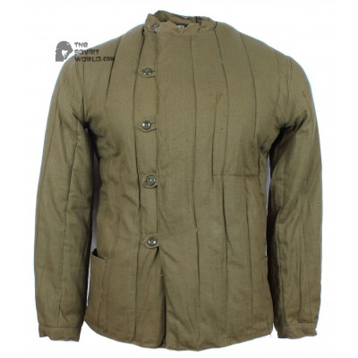 1969 Original Winter Soviet Military Infantry Soldier's Jacket TELOGREYKA,  Vintage USSR Army stuff