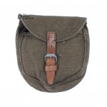 Original Soviet military Soldier's pouch for Ammo PPSH, Russian army bag, RKKA Vintage Stuff