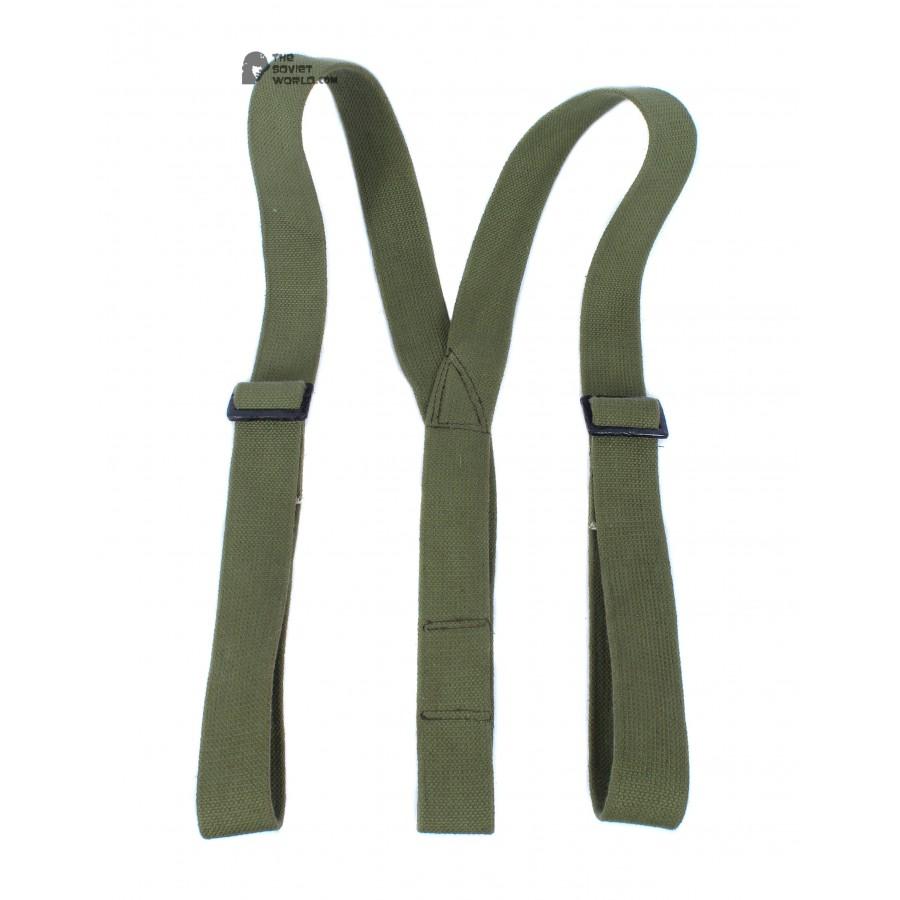 Soldier's shoulder belt of the Soviet Army, RKKA Suspenders Y type sample 1939