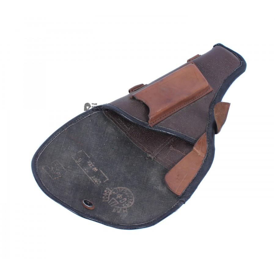 Original Soviet Military Tokarev TT-33 pistol holster, Vintage Russian Army Stuff