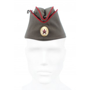 Soviet military Infantry Officer's summer hat Pilotka, Russian army combat cap, USSR Stuff