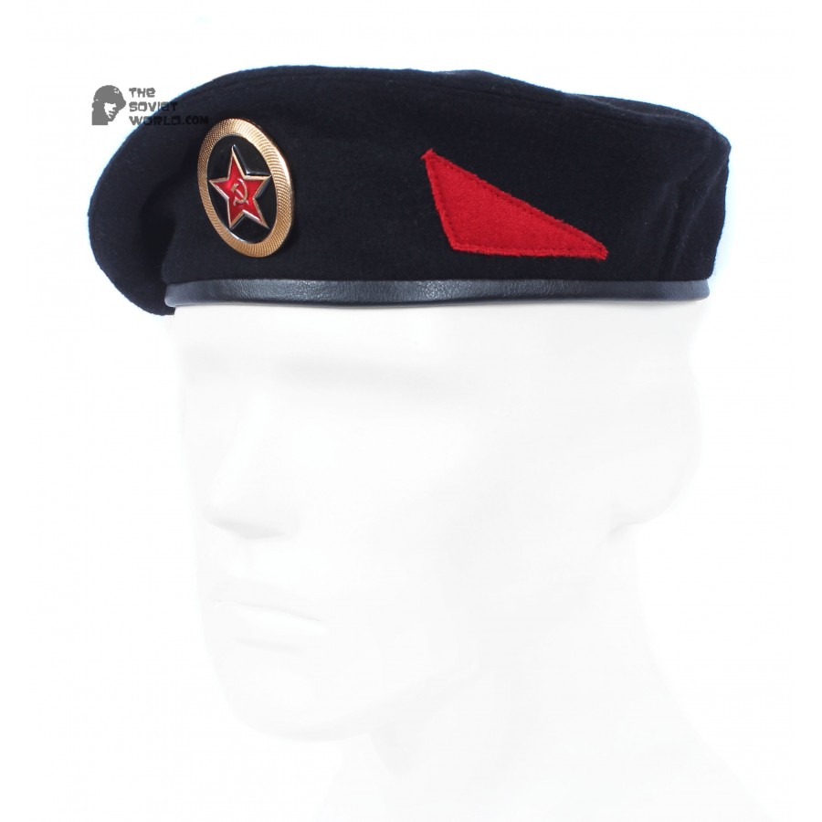 Soviet MARINES hat beret, Russiam Mitary NAVY summer hat, USSR stuff