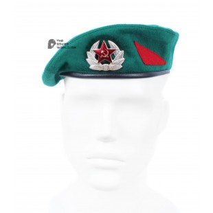 Soviet Army Border Guards hat beret , Russiam Mitary Border troops summer hat, USSR stuff