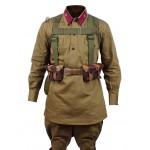 M35 Soviet Red Army RKKA Soldier's military Infantry uniform 1935s