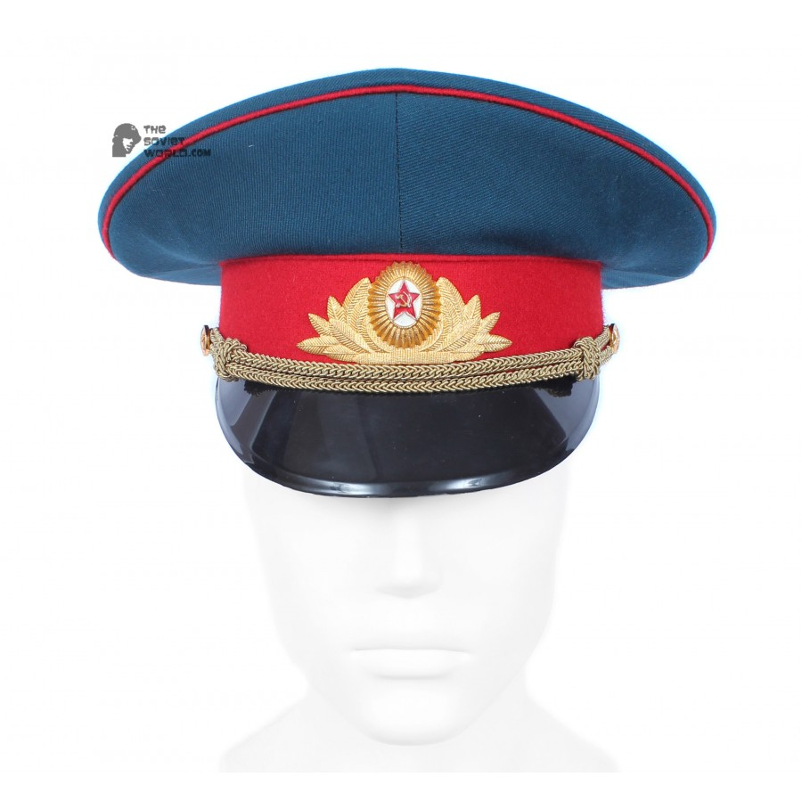 M69 Russian army Soviet military Parade Infantry Officers Hat sample 1969