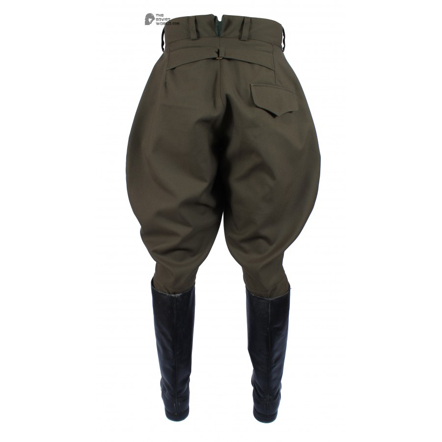 RKKA 1943, Soviet Military Officer's Pants galife, USSR Red Army stuff M43