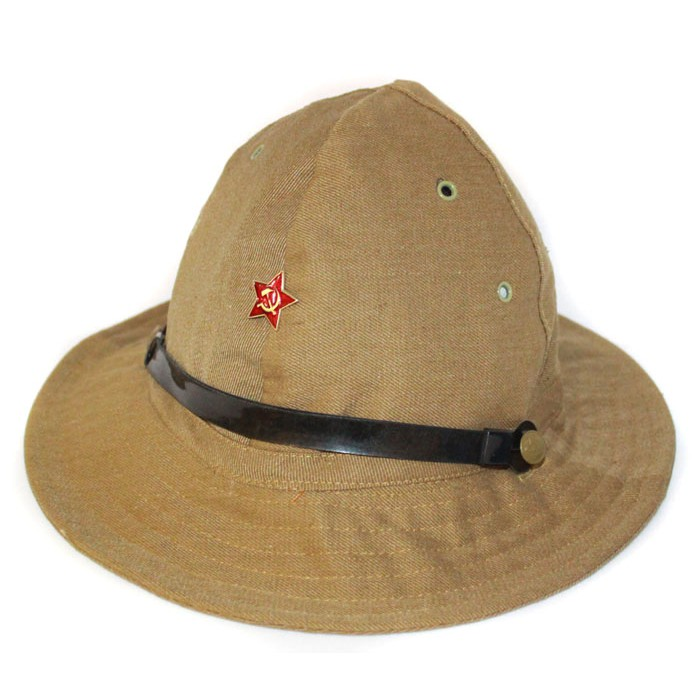 Russian Army Soviet summer military original panama boonie hat Afganka