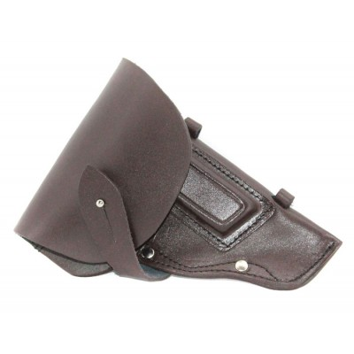 Soviet Army PM Makarov leather military brown holster