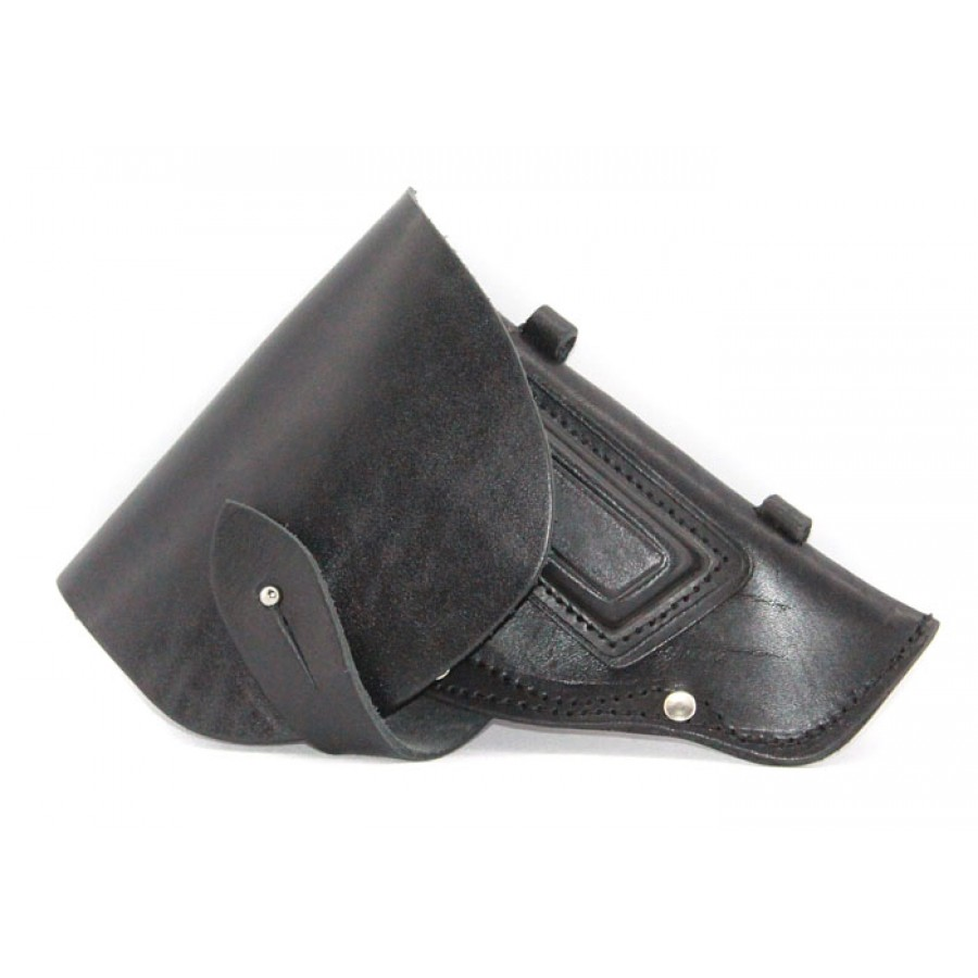 Soviet Army PM Makarov leather military black holster