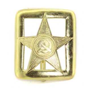 Soviet army Russian military Generals buckle for belt