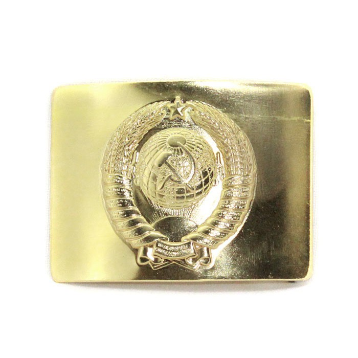Soviet army Russian military Police buckle for belt