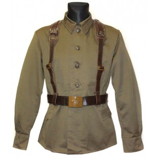 bd176053900 Soviet / Russian Army military uniform - Jacket M73 with belts system