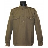 Soviet / Russian Army military uniform - Gimnasterka