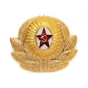 Soviet Military USSR russian Aviation & VDV hat badge Cocarde