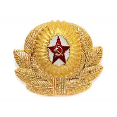 Soviet Military USSR russian Aviation & VDV hat badge Cocarde