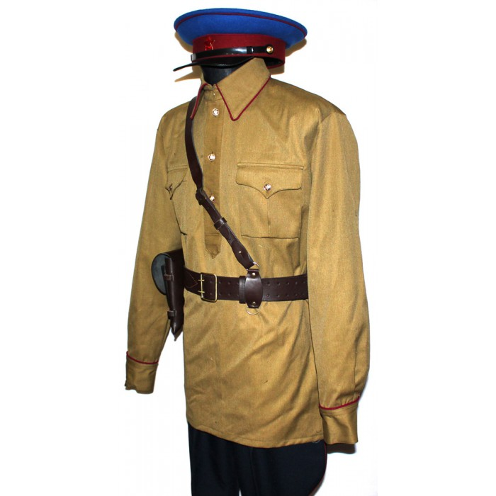 Soviet Red Army RKKA Russian military NKVD uniform M38
