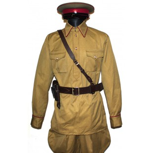 Soviet Red Army RKKA Russian military Infantry uniform M38
