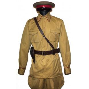 Soviet Red Army RKKA Russian military Infantry uniform M38
