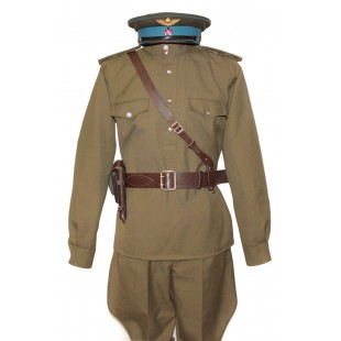 Soviet Red Army WWII Russian Aviation uniform M43