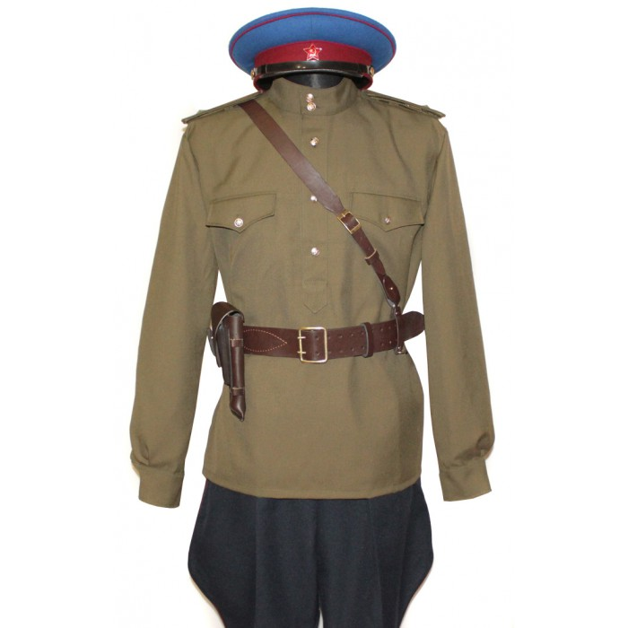 Soviet Red Army WWII Russian military NKVD uniform M43