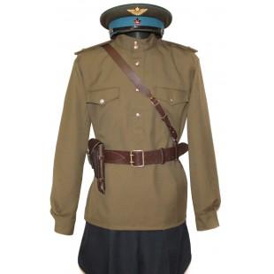 Soviet Red Army WWII Russian Aviation uniform M45